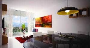 apto 115 m2 salon